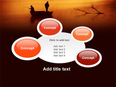 Recreational Fishing PowerPoint Template Slide 16