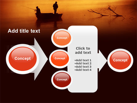 Recreational Fishing PowerPoint Template Slide 17