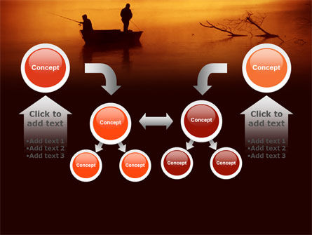 Recreational Fishing PowerPoint Template Slide 19