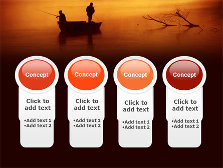 Recreational Fishing PowerPoint Template Slide 5