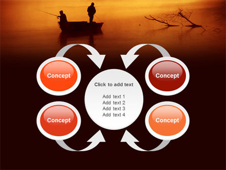Recreational Fishing PowerPoint Template Slide 6