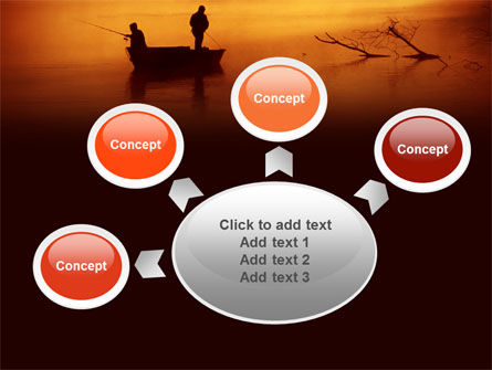 Recreational Fishing PowerPoint Template Slide 7