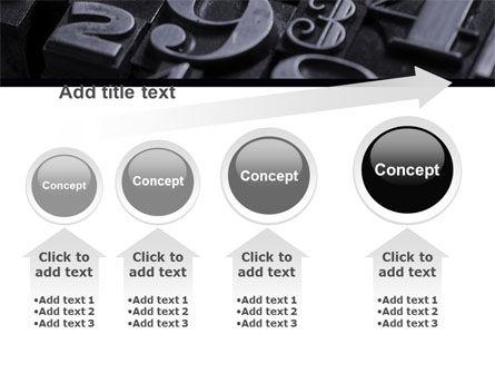First PowerPoint Template Slide 13