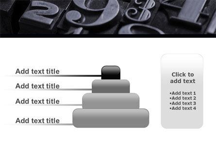 First PowerPoint Template Slide 8