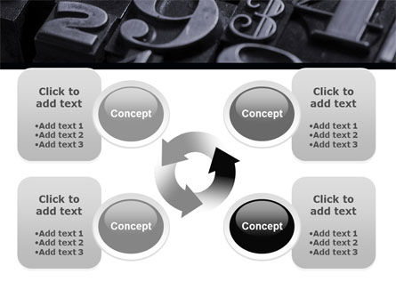 First PowerPoint Template Slide 9