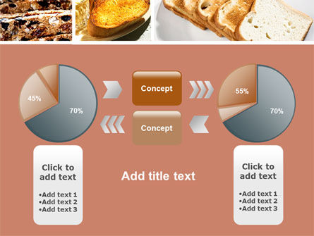 Toast PowerPoint Template Slide 11