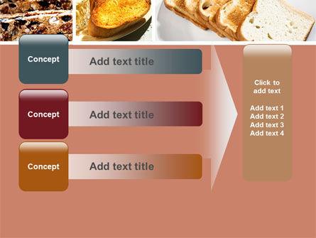 Toast PowerPoint Template Slide 12