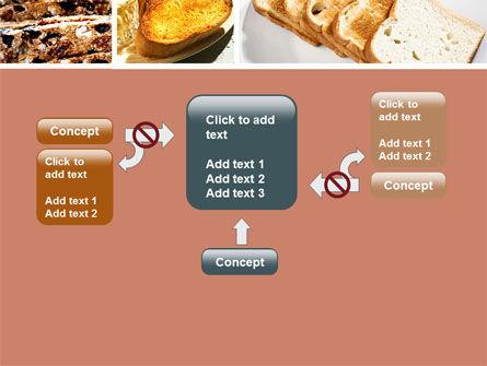 Toast PowerPoint Template Slide 13