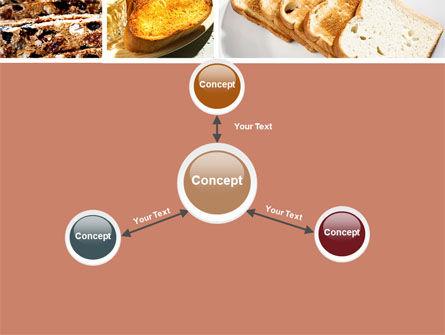 Toast PowerPoint Template Slide 14