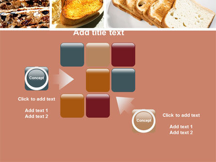 Toast PowerPoint Template Slide 16
