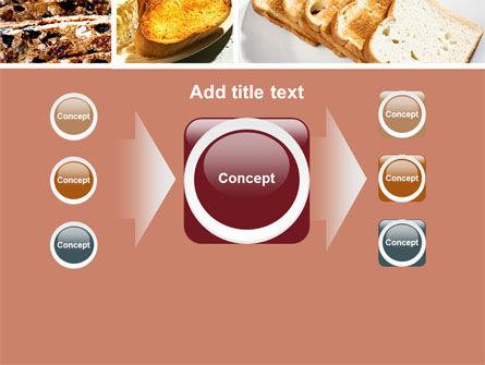 Toast PowerPoint Template Slide 17