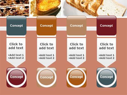 Toast PowerPoint Template Slide 18