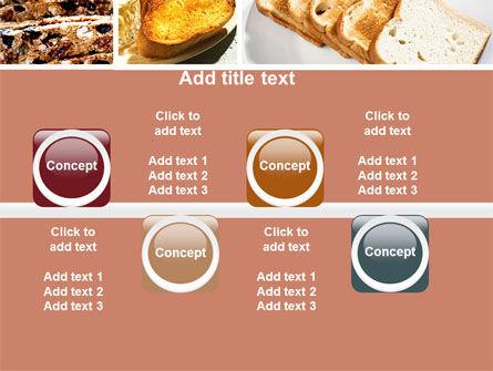 Toast PowerPoint Template Slide 19