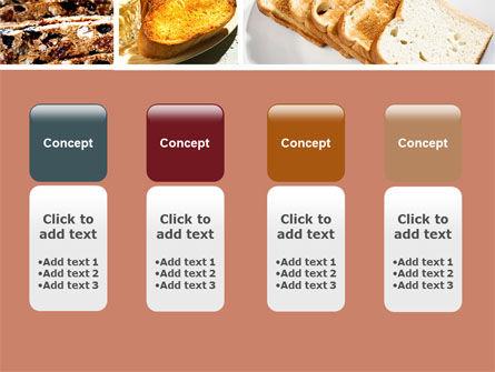 Toast PowerPoint Template Slide 5