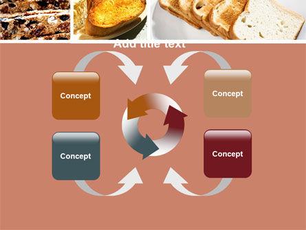 Toast PowerPoint Template Slide 6