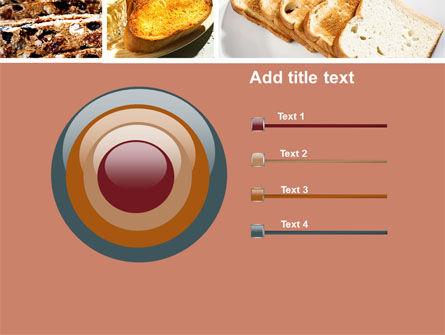Toast PowerPoint Template Slide 9