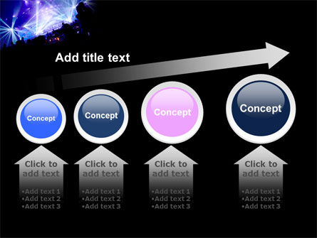 Music Show PowerPoint Template Slide 13