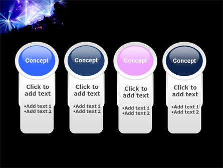 Music Show PowerPoint Template Slide 5