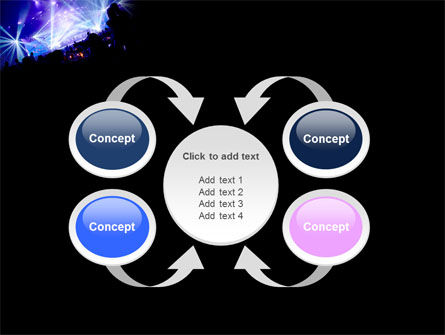Music Show PowerPoint Template Slide 6