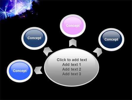 Music Show PowerPoint Template Slide 7