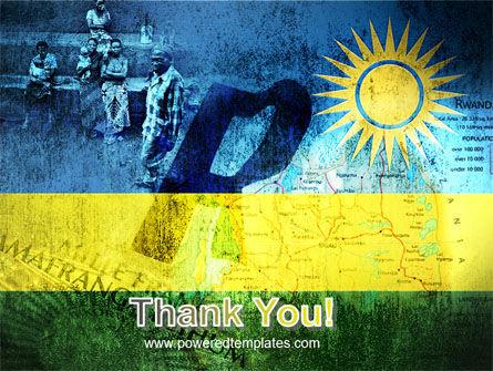 Rwanda PowerPoint Template Slide 20