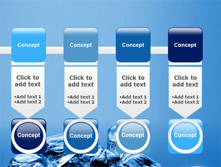 Ice Cubes PowerPoint Template Slide 18