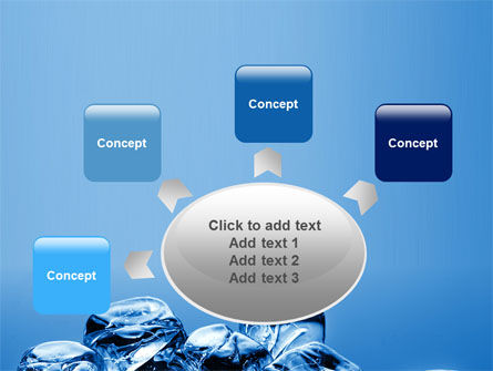 Ice Cubes PowerPoint Template Slide 7