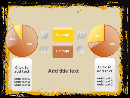 Old Map PowerPoint Template Slide 16