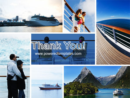 cruise ship brochure templates - cruise powerpoint template backgrounds 05138