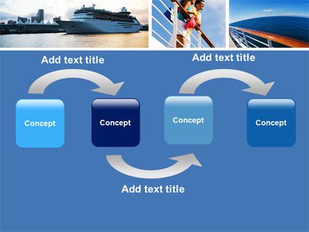 Cruise PowerPoint Template, Slide 4, 05138, Health and Recreation — PoweredTemplate.com