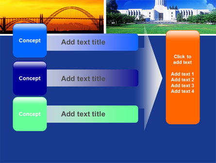 Oregon PowerPoint Template Slide 12