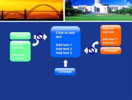 Oregon PowerPoint Template Slide 13