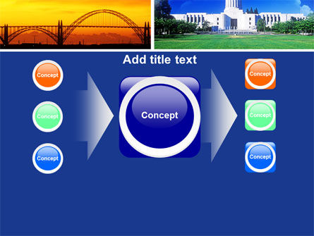 Oregon PowerPoint Template Slide 17