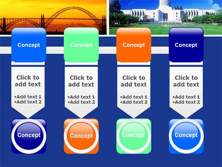 Oregon PowerPoint Template Slide 18