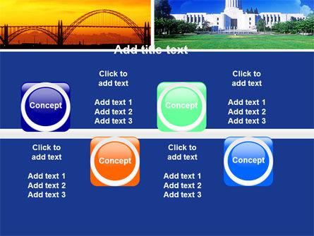 Oregon PowerPoint Template Slide 19