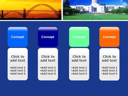 Oregon PowerPoint Template Slide 5