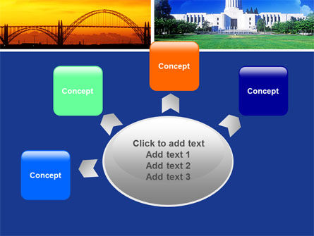 Oregon PowerPoint Template Slide 7