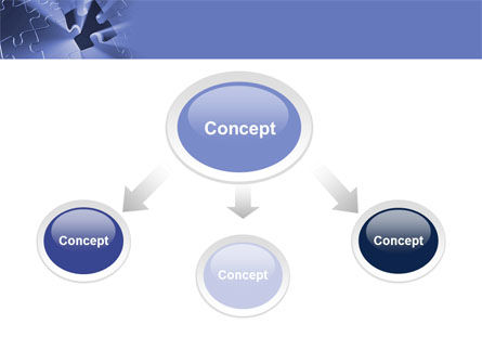 Last Puzzle Needed PowerPoint Template, Slide 4, 05143, Business Concepts — PoweredTemplate.com