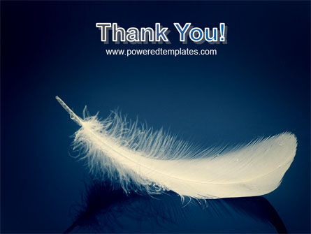 Feather PowerPoint Template Slide 20