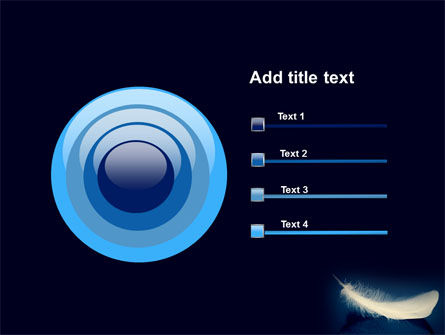 Feather PowerPoint Template Slide 9