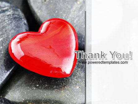 Red Heart PowerPoint Template Slide 20