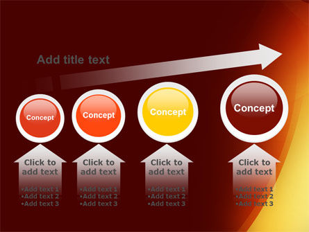 Warm Light PowerPoint Template Slide 13