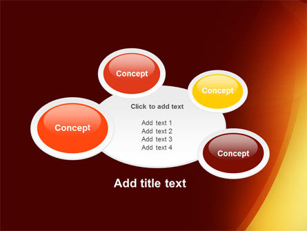 Warm Light PowerPoint Template Slide 16