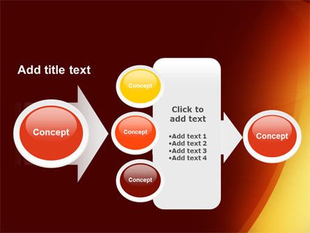 Warm Light PowerPoint Template Slide 17