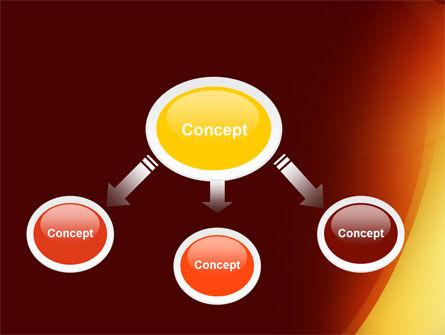 Warm Light PowerPoint Template Slide 4