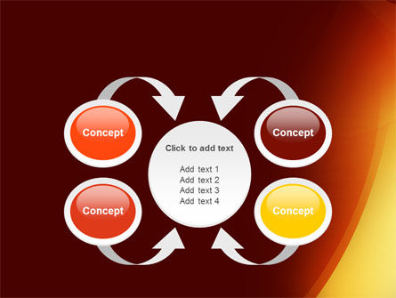 Warm Light PowerPoint Template Slide 6