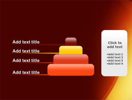 Warm Light PowerPoint Template Slide 8