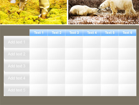 Tundra PowerPoint Template Slide 15