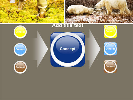 Tundra PowerPoint Template Slide 17