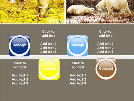 Tundra PowerPoint Template Slide 19